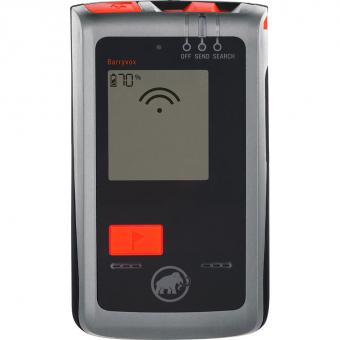 Mammut Barryvox Europa  Tracker Beacon Grau / Orange