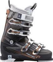Fischer Zephyr 10  Skischuh Black / Transparent Damen