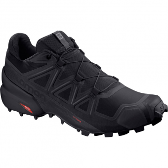Salomon Speedcross 5 Running Shoes Black / Phantom Men