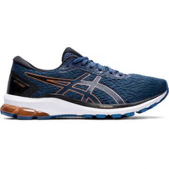 Asics GT-1000™ 9  Runningschuh Grand Shark / Pure Bronze Herren