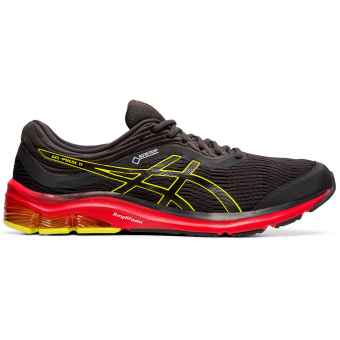 Asics Gel-Pulse 11 GTX® Running Shoes Graphite Grey / Sour Yuzu Men