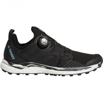 Adidas Agravic Boa Running Shoes Core Black / Non-Dyed / Carbon Women