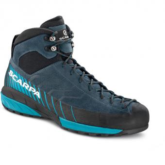 Scarpa Mescalito Mid GTX®  Wander- und Trekkingschuh Ottanio / Lakeblue Herren