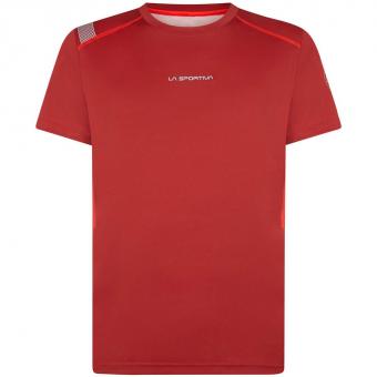 La Sportiva Blitz T-Shirt Chili / Poppy Herren