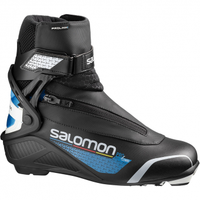Salomon Pro NNN / Prolink / IFP Classic/Skating Kombi-Schuh Black / Blue