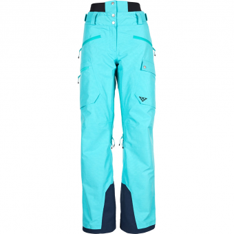Black Crows Corpuls Insulated GTX® Skihose Turquoise Blue Damen