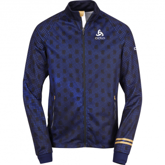 Odlo XC Performance Jacket Blau Men