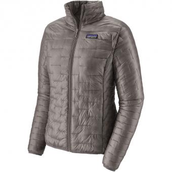 Patagonia Micro Puff® Hoody  Isolationsjacke Feather Grey Damen