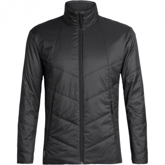 Icebreaker Helix  Insulation Jacket Black Men