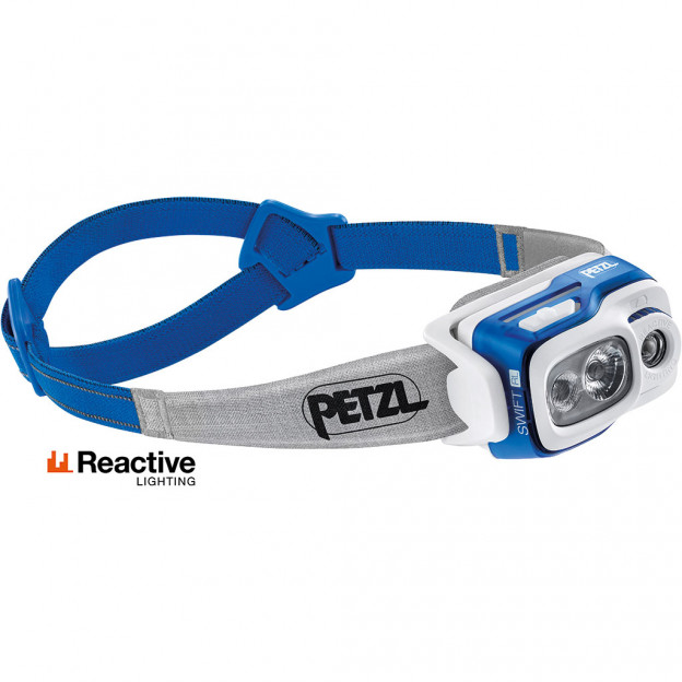 BEST PRICE Petzl Swift RL Headlamp 900 Lumens NEW GENIUE SEALED BOX