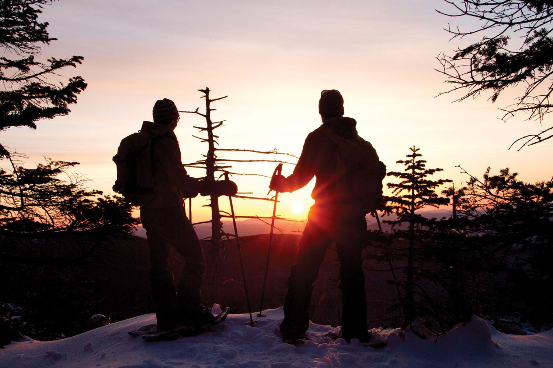 Snowshoeing-NE-US
