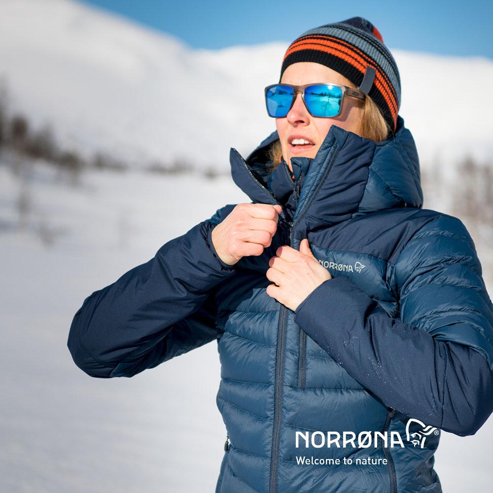 Norrona Falketind down jacket