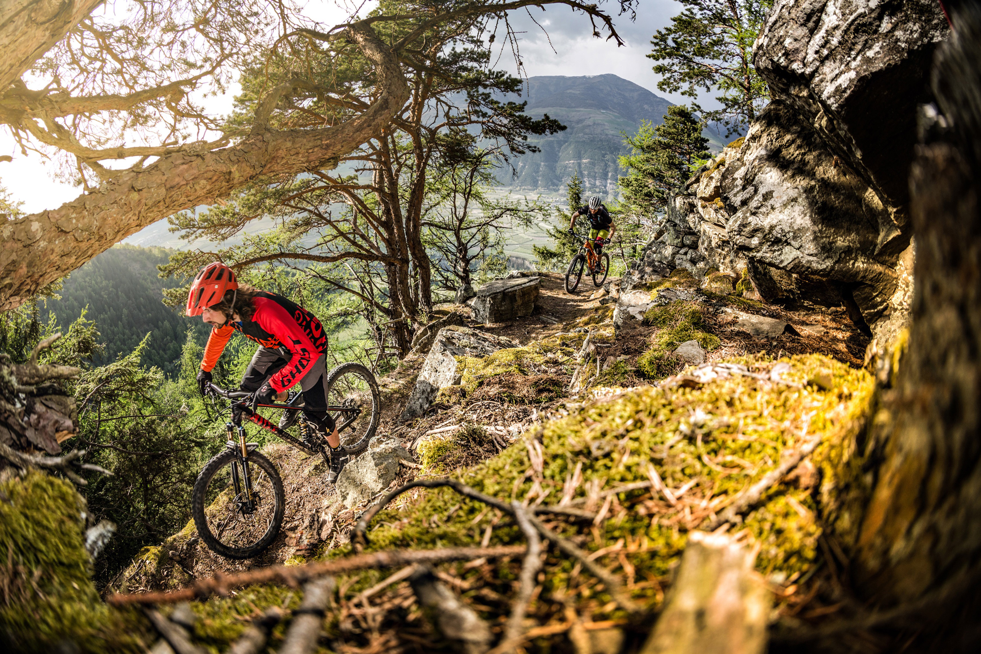 Mountainbike Action