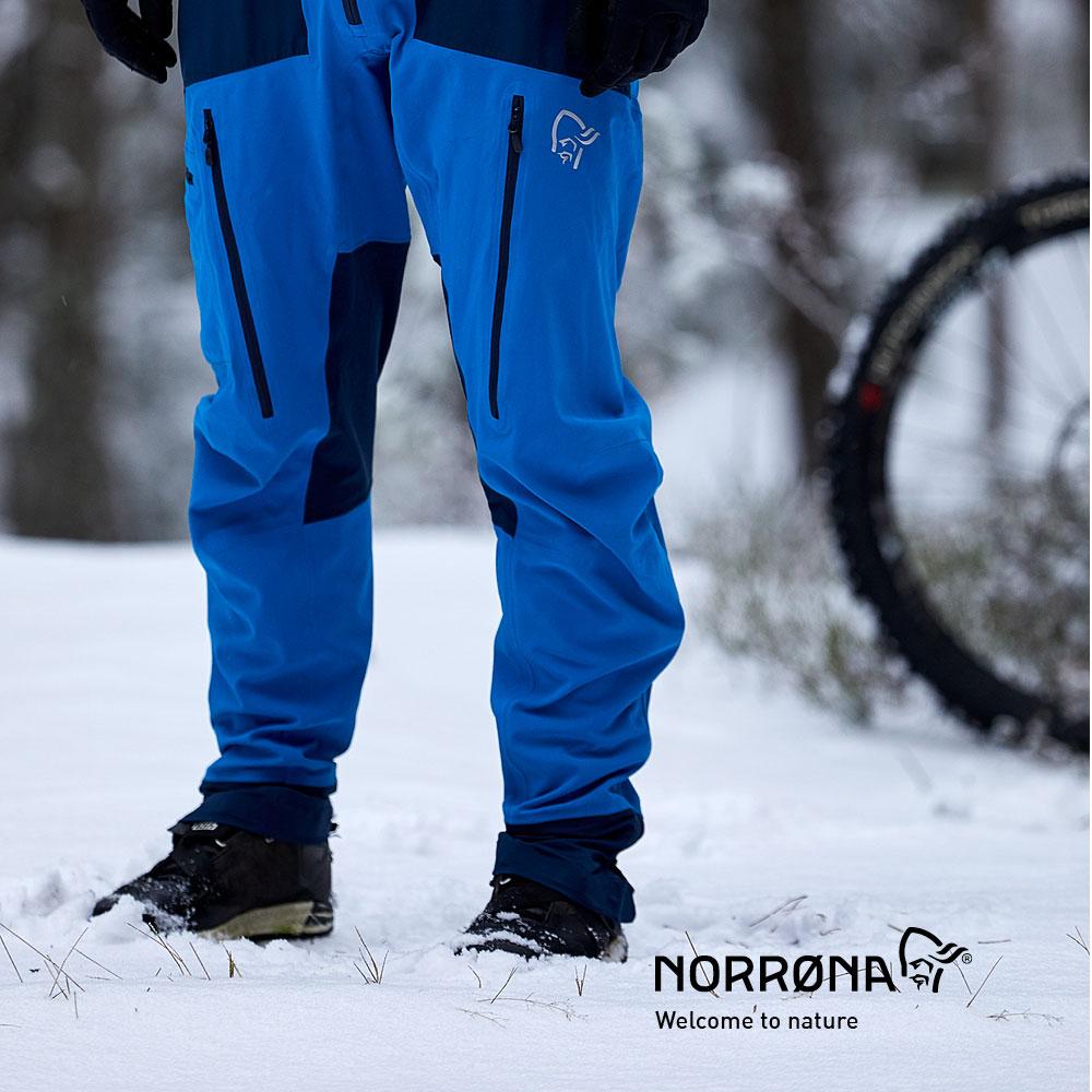 Skihose Norröna