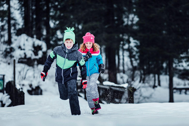 CMP Kinder im Schnee