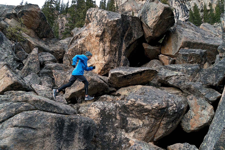Trailrunning in Aspen