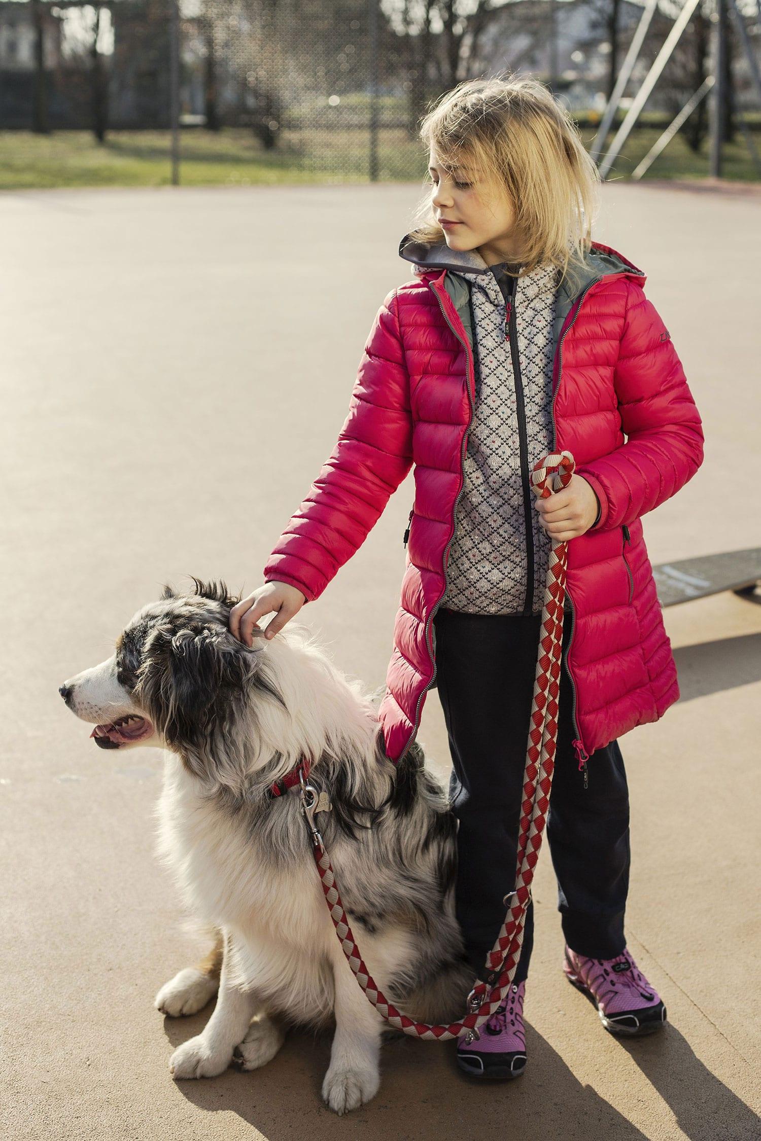 CMP Kind mit Hund